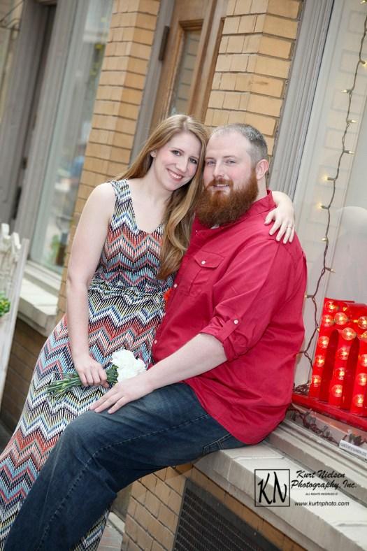 Ann Arbor Engagement Photography - Brandi and Darrell