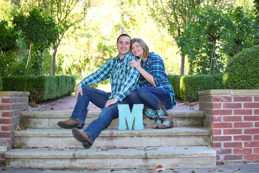 Fall engagement photos at Wildwood by Toledo Wedding Phtographer