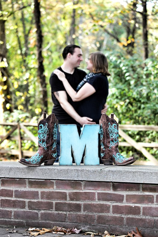 country inspired engagement photography by Toledo Engagement Photographer Kurt Nielsen Photography