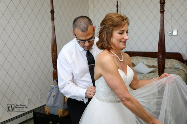 breaking from tradition on your wedding day