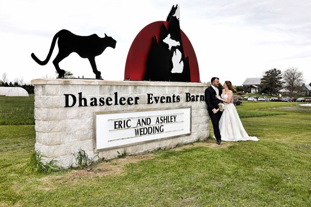 Dhaseleer Events Barn Charlevoix, Michigan