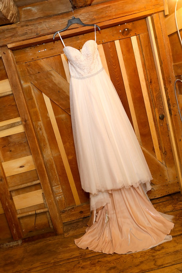 wedding gown from Atlas Bridal Shop