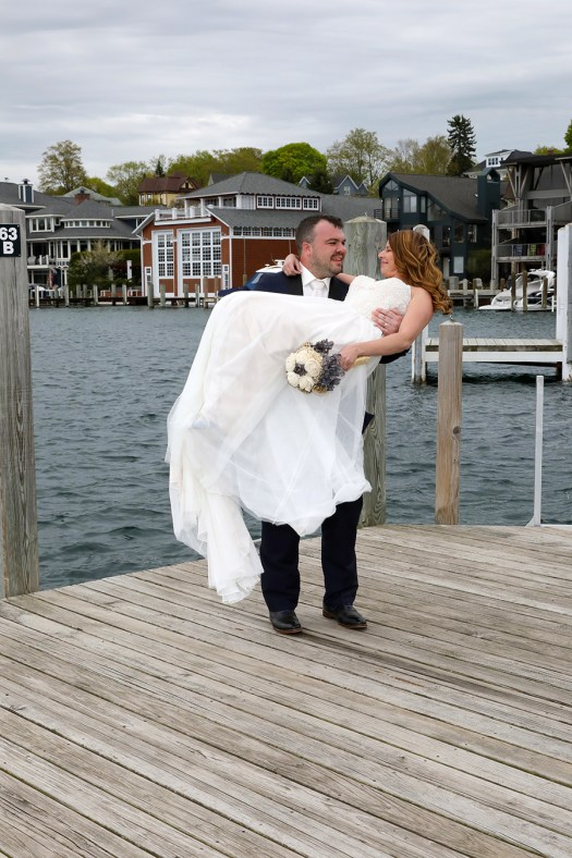 Charlevoix Wedding Photographer