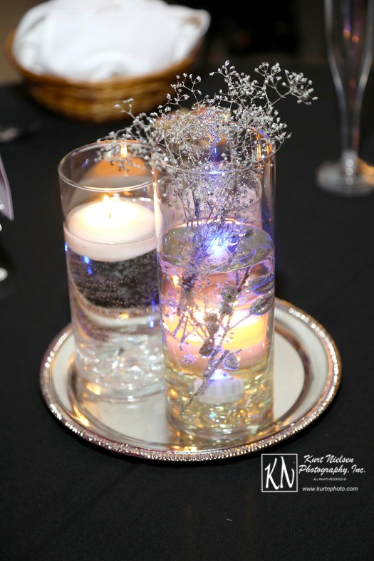 water filled vases for centerpieces
