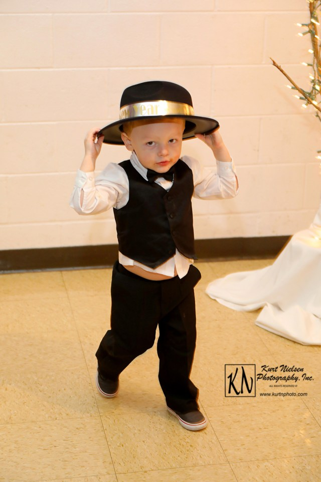 new year's eve ring bearer