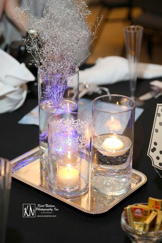 light up wedding centerpieces