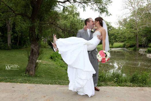 Summer weddings in Toledo