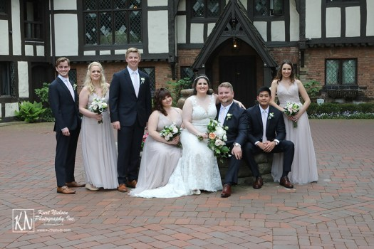 weddings at the Club at Hillbrook and wedding photographer Kurt Nielsen Photography