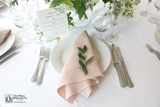 how to fold dinner napkins