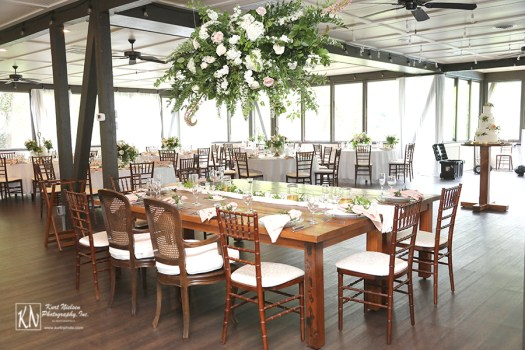 a garden inspired wedding at The Club at Hillbrook planned and designed by A Charming Fete
