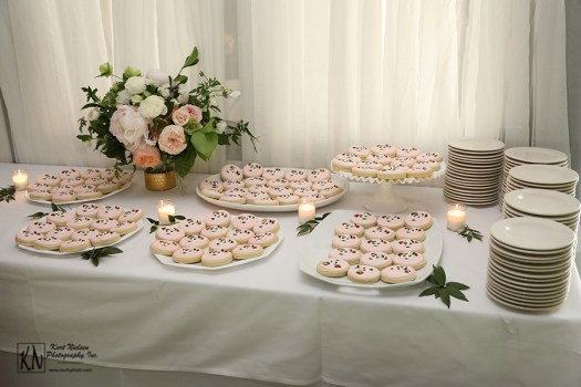 using cookies as an alternative to wedding cake