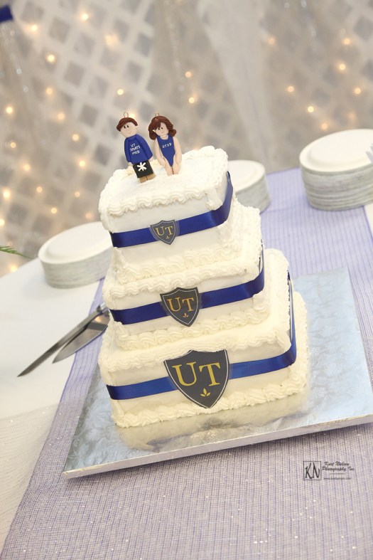 university of toledo wedding cake