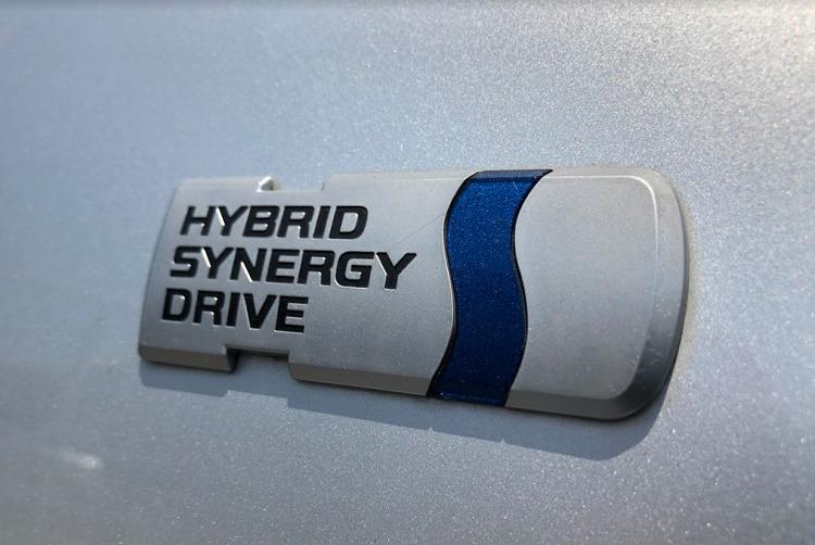 ハイブリッドカー ロゴ