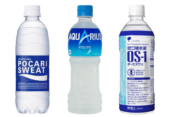 脱水症予防に最適な飲料水とは?