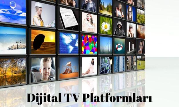 Dijital TV platformları rehberi-2020 için fiyatlarla