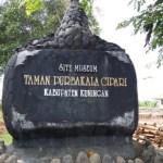 Wisata Sejarah ke Situs Purbakala Cipari