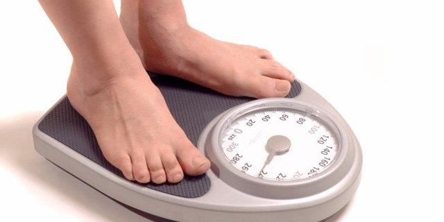 berat badan naik