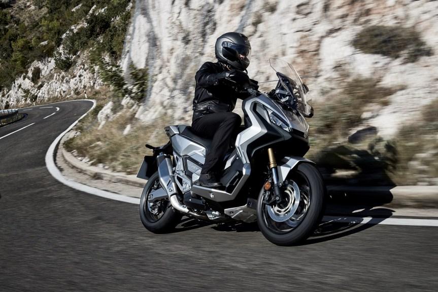 Abenteuer-SUV auf 2 Rädern: Honda X-ADV
