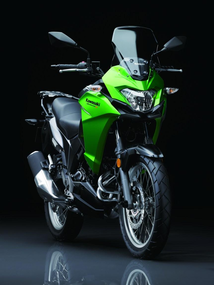 """Kawasaki erweitert mit der neuen Versys-X 300 das Konzept """"Für jeden Zweck ein Bike"""""""