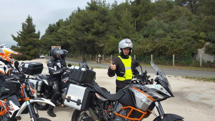 3 Tage – 4 Länder – 11 Bikes – 1100 Kilometer