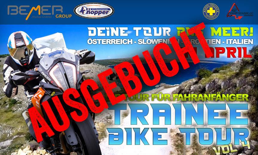 ++AUSGEBUCHT++ 1. Kurvenfahrer.at Trainee-Tour 2018