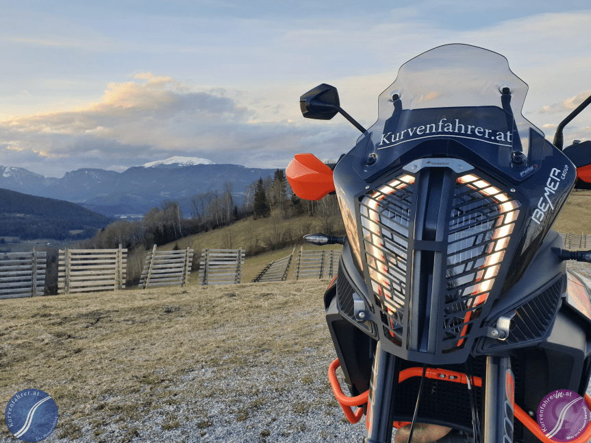Scheinwerfergitter, KTM 1290 Super Adventure, Touratech…