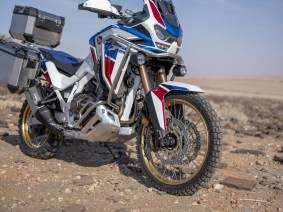 20YM Africa Twin Adventure Sports Side Pipe