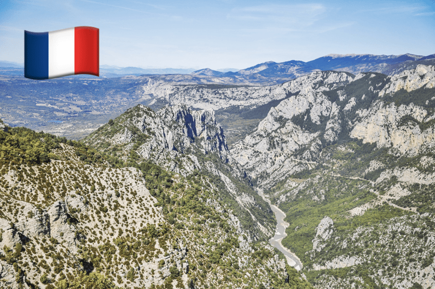 Routentipp: Die Schlucht von Verdon (Frankreich)
