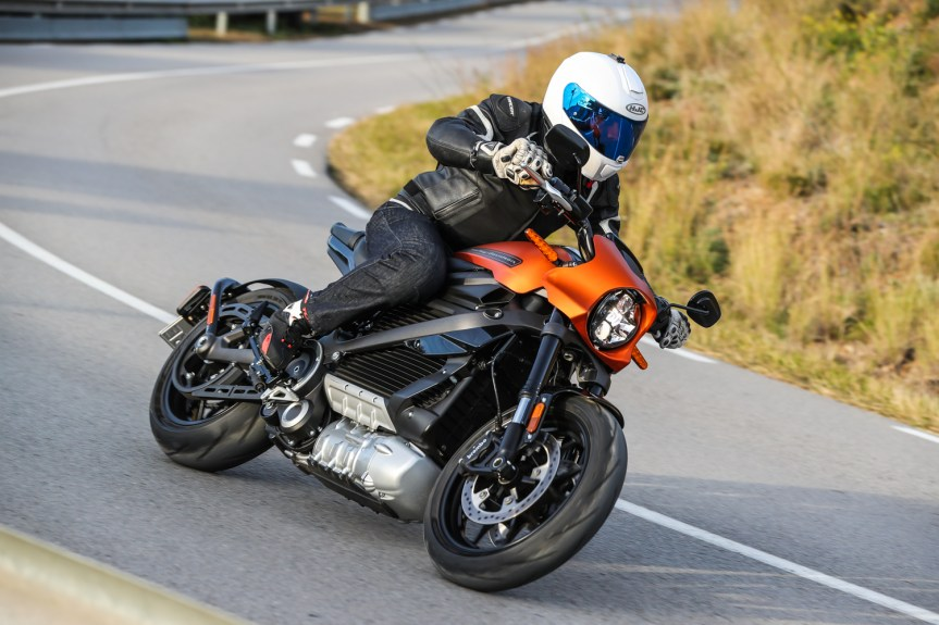 Harley Davidson LiveWire…