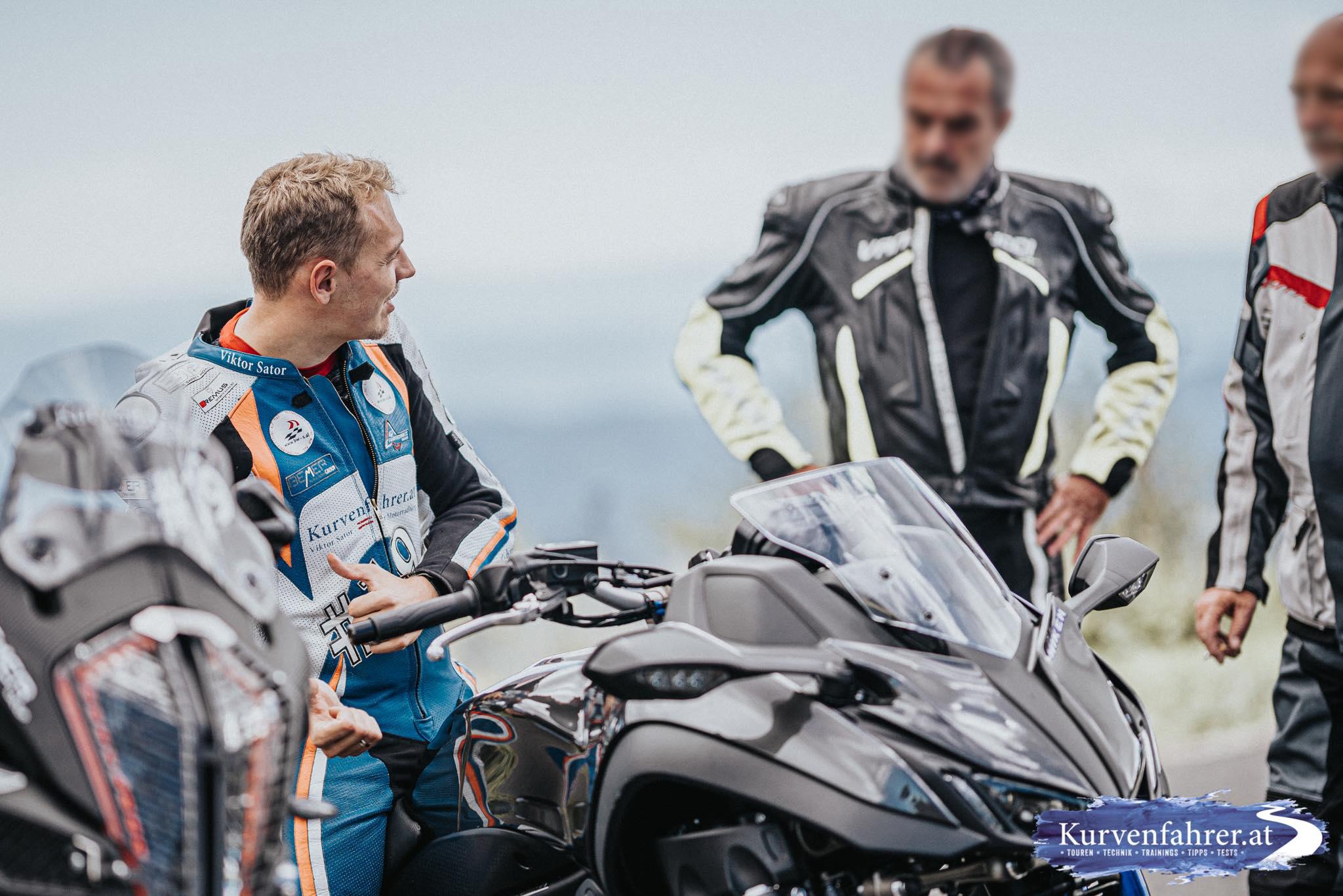 Wozu ein Motorradtraining? Brauch ich sowas überhaupt?