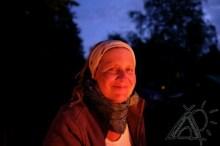Abendstimmung Camping Lichtenfels
