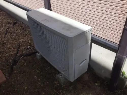 庭の雑草対策時にはエアコン室外機周辺も要チェック トリプルエス 大阪