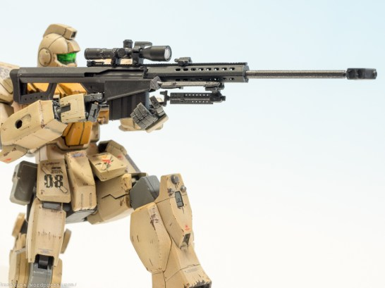 Little Armory M82A1 HGUC GM
