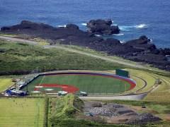 南原スポーツ公園野球場