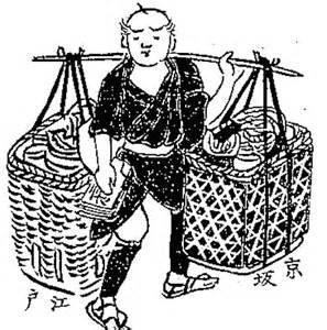 江戸時代の職業
