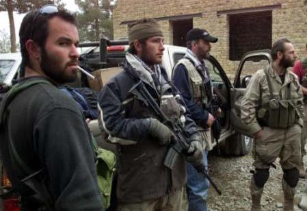 アメリカの特殊部隊