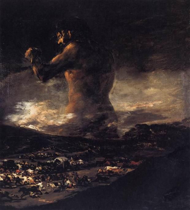 ギリシア神話の巨人