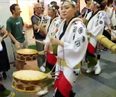 なぜ東京で阿波踊りを踊るのか?【阿波おどりの種類と日程】