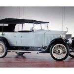 """Henrietta""  Rolls-Royce 20HP Tourer"