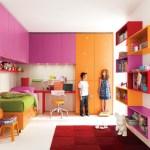 Desain Interior Cat Dinding Kamar Tidur Anak Laki
