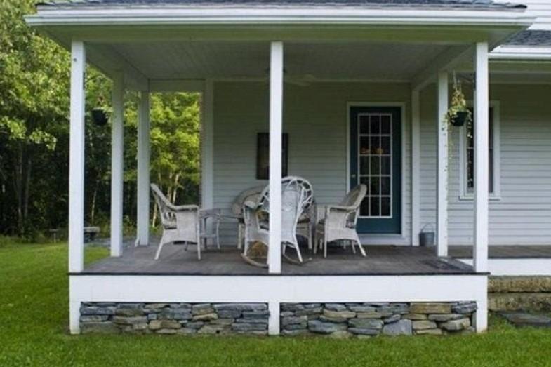 Contoh Teras Rumah Minimalis Sederhana Terbaru Kusen Pintu Jendela