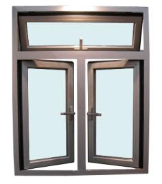 model jendela aluminium minimalis