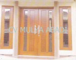 Kusen Pintu Jendela Minimalis 7