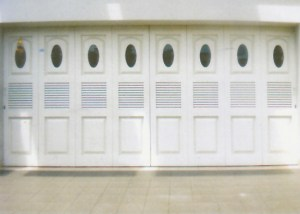 Jual Pintu Garasi Minimalis