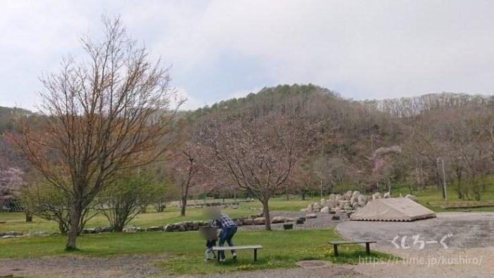 釧路町にある別保公園