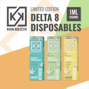 Limited Edition Disposables