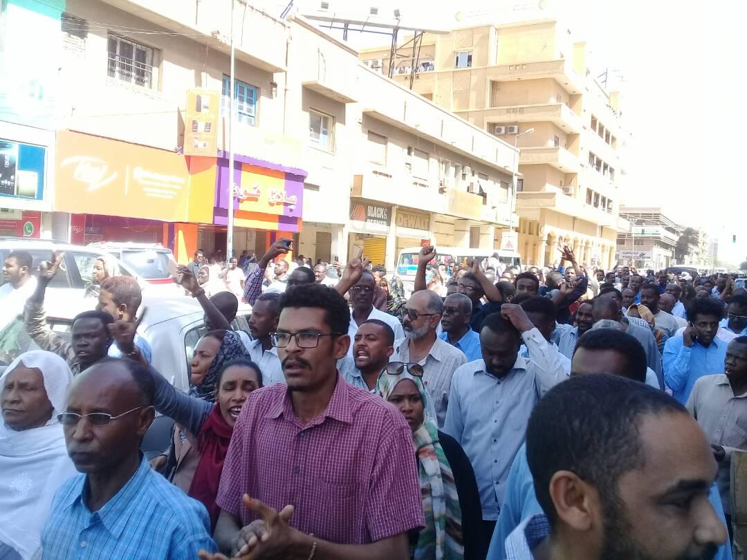 المعارضة السودانية تدعو للتظاهر مجدداً في 31 يناير الجاري