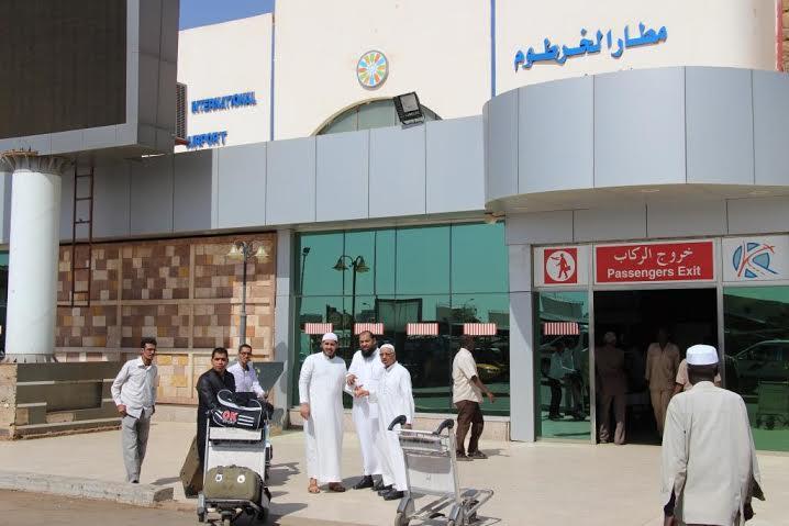 تركيب أجهزة مراقبة جديدة لتأمين مطار الخرطوم