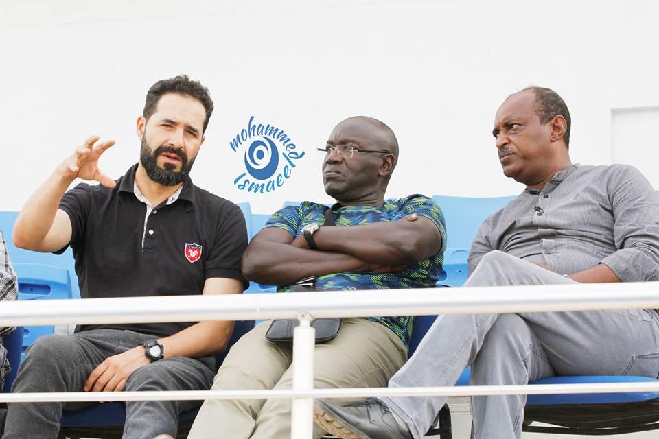 سنغالي الهلال يراقب فريق الشباب