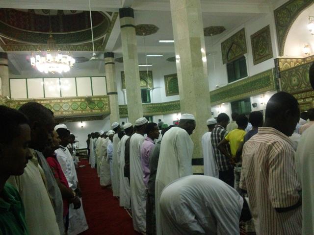 الخرطوم تبحث شكوى مواطنين طالبوا بمنع الصلاة عبر مكبرات الصوت